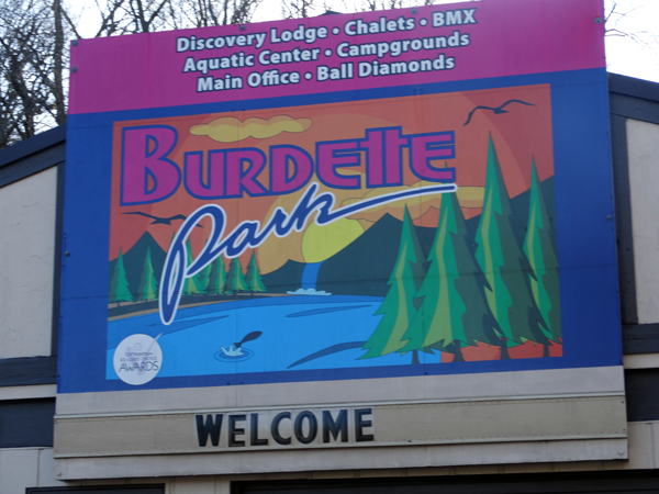 Live near Burdette Park and all the fun you have there