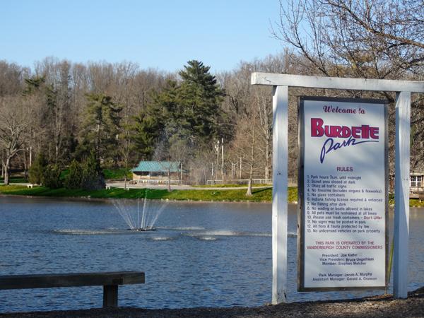 Camping, Baseball, BMX and more - live near Burdette Park!