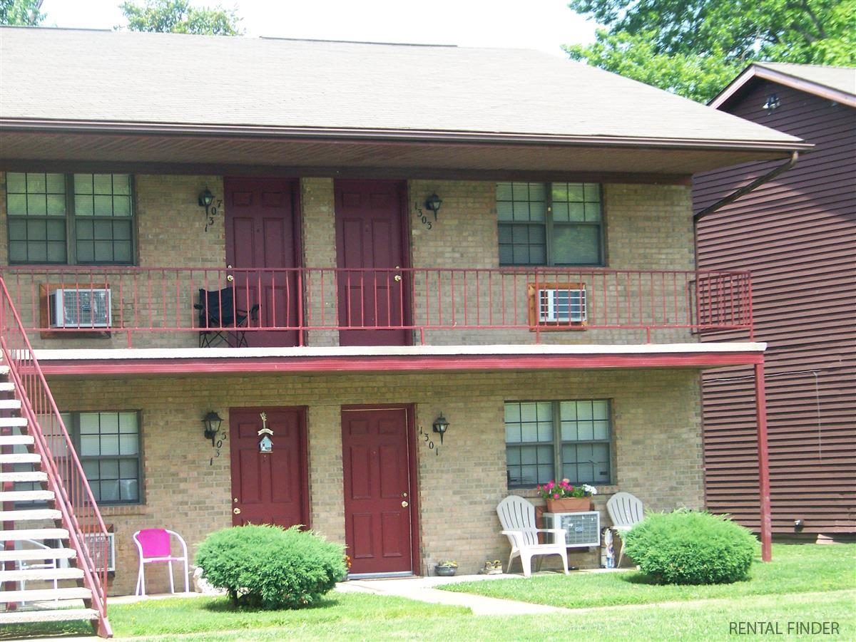 Embassy Apartments Apartment In Evansville In