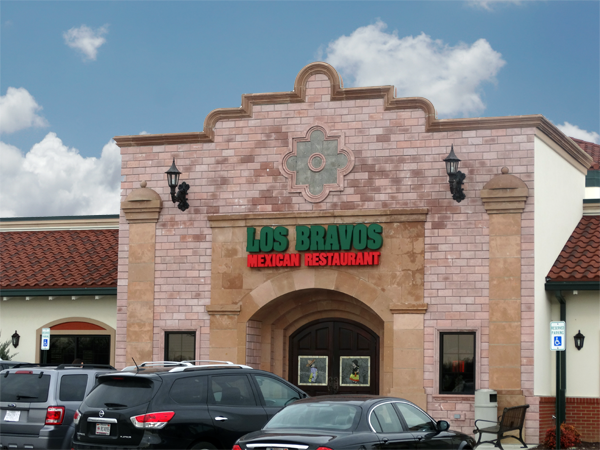 Los Bravos Mexican Restaurant to spice up your life