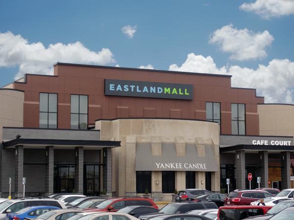 Shop till you drop at Eastland Mall in Evansville